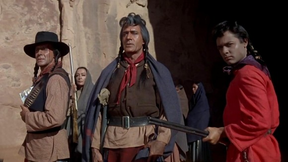 Les Cheyennes (1964)