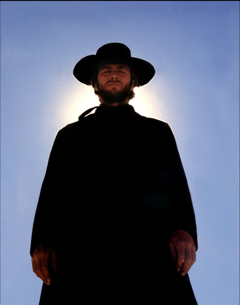 L'Homme des hautes plaines de Clint Eastwood (1973)