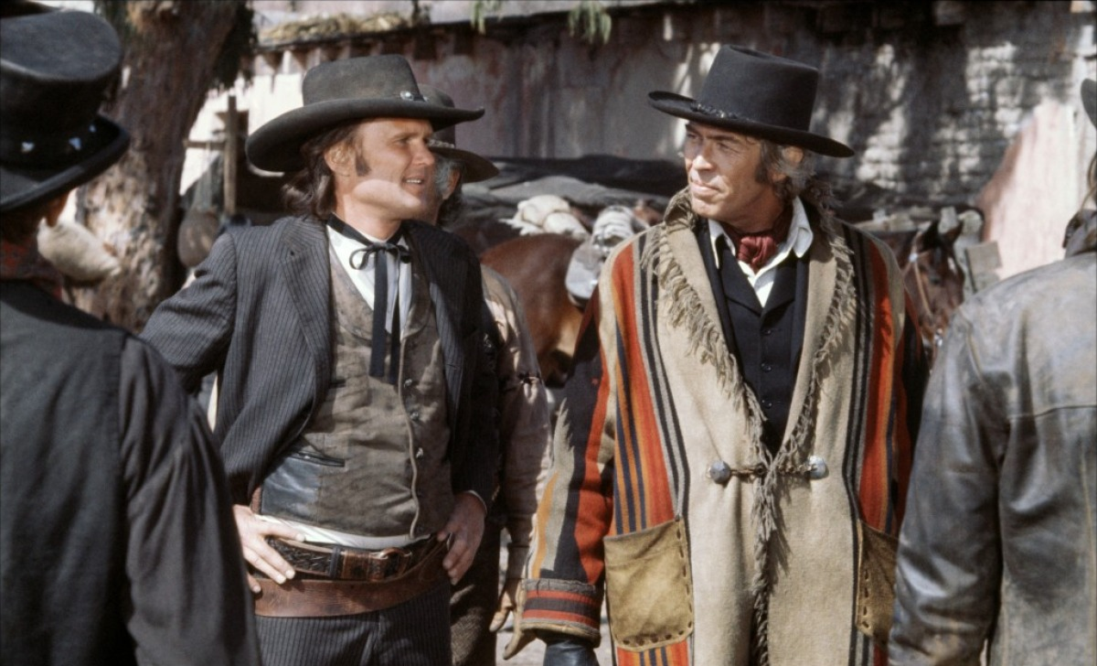 Pat Garrett et Billy le Kid (1973)