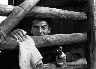 Victor Mature dans La Poursuite infernale (1946)