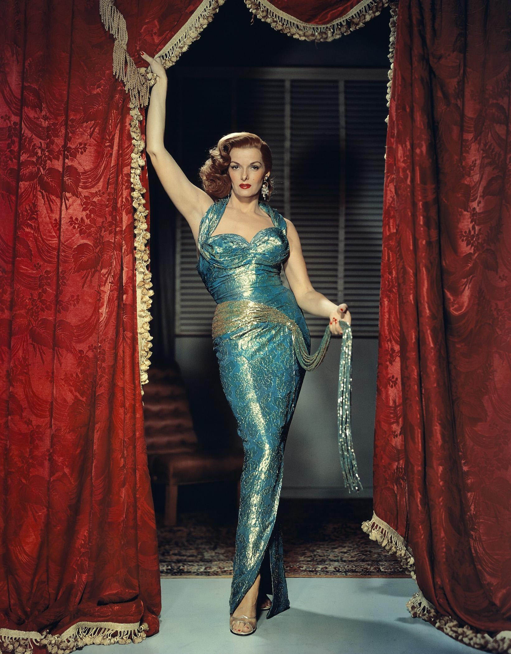 Jane Russell dans Bungalow pour femmes (1956)
