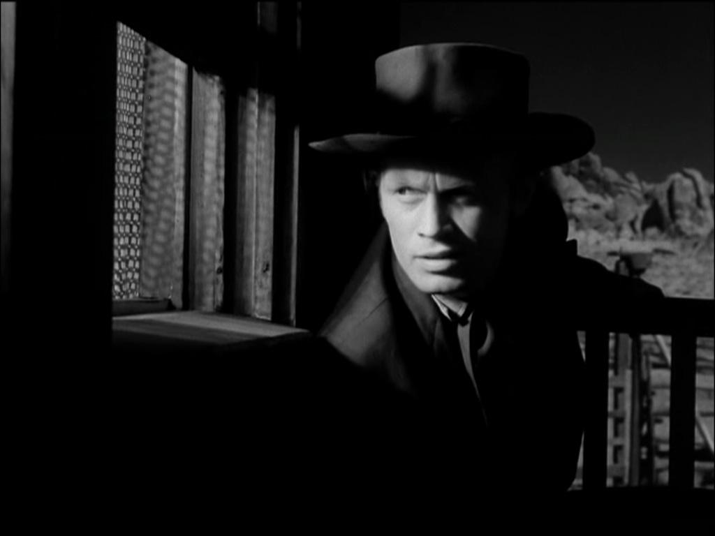 Richard Widmark dans La Ville abandonnée (1949)