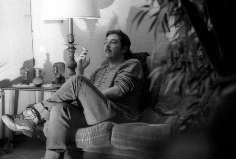 """Le cinéaste Miguel Gomes, """"crocodile dandy"""""""