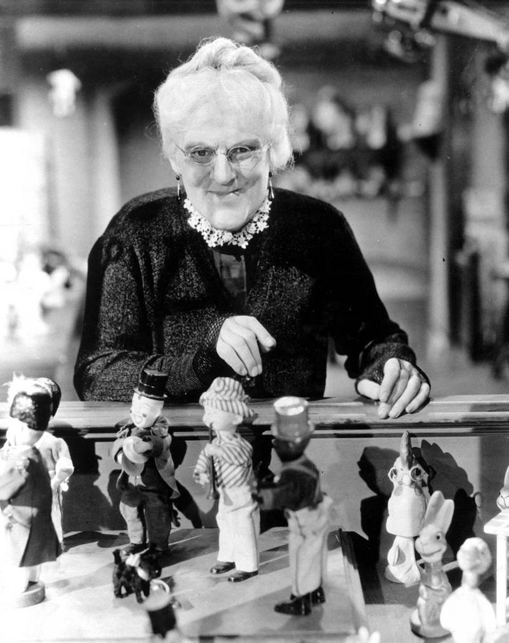 Les Poupées du diable (1936)