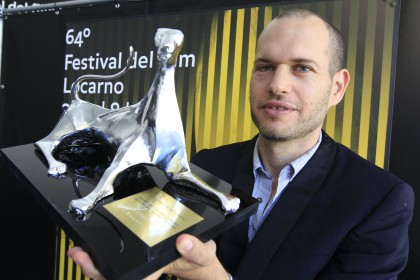 "Special Jury Prize au 64ème Festival del film Locarno pour ""Hashoter"" (Policeman) de Nadav Lapid"