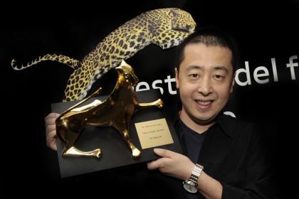 Jia Zhang-ke, Léopard d'honneur Swisscom de la 63ème édition du Festival del film Locarno en 2010