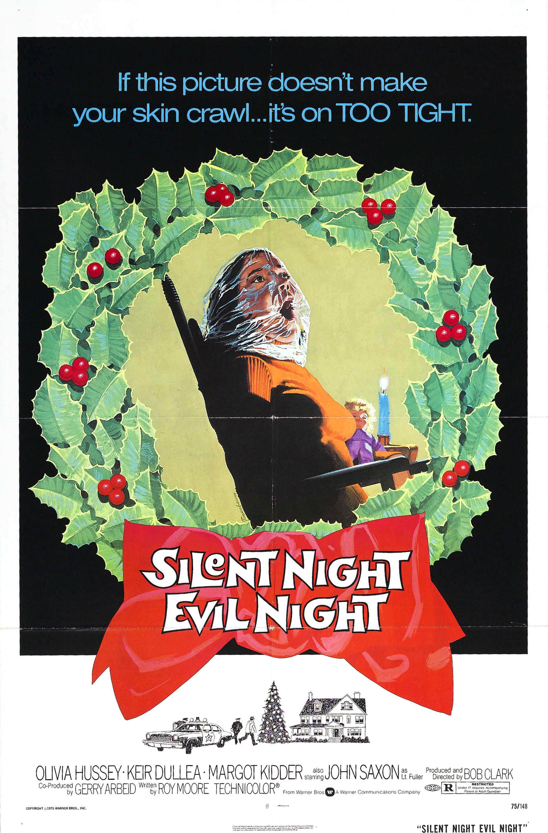 affiche américaine de Black Christmas