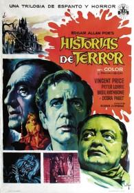 Affiche espagnole de L'Empire de la terreur (1962)