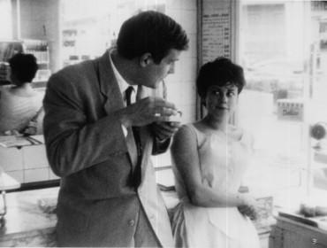 Barbet Schroeder dans La Boulangère de Monceau (1963) d'Eric Rohmer