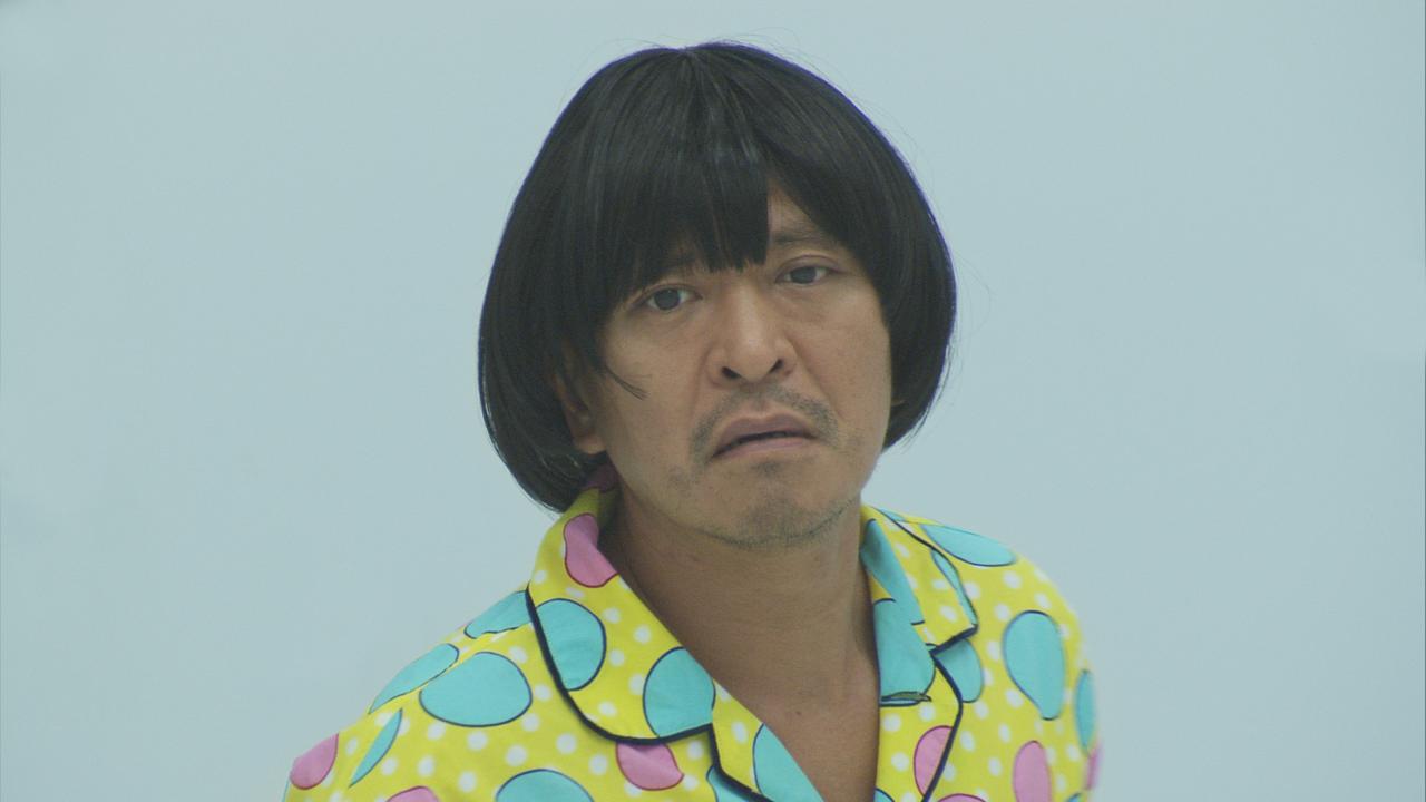 Hitoshi Matsumoto dans Symbol (2009)