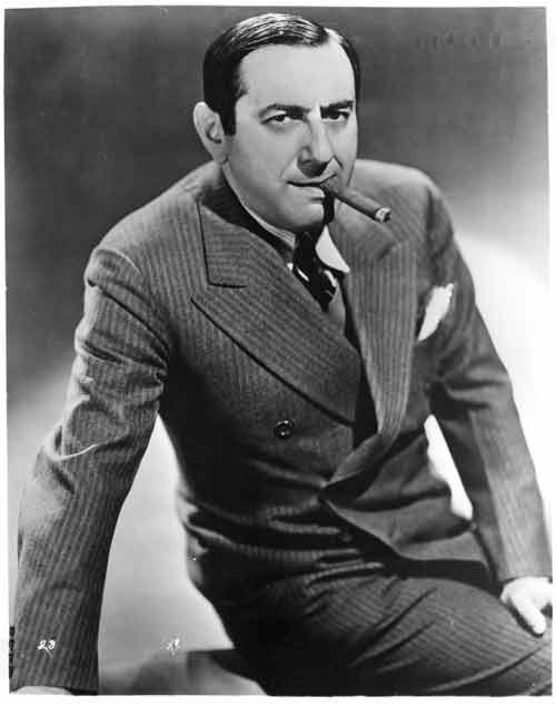 Portrait d'Ernst Lubitsch