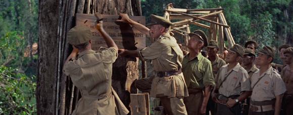 Le Pont de la rivière Kwai (1957)