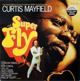 Bande originale de Super Fly par Curtis Mayfield