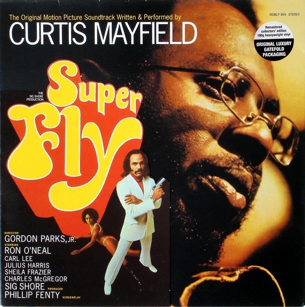 Bande originale de Super Fly par Curtis Mayfield