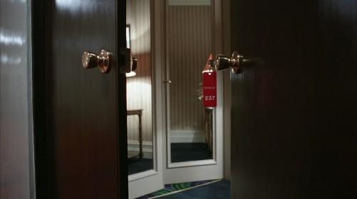La chambre 237 de l'Hotel Overlook dans Shining