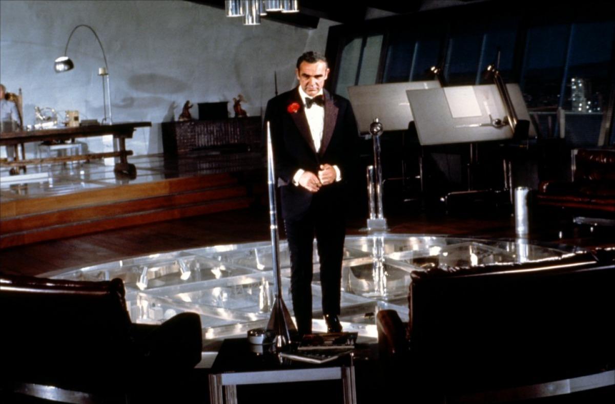 Les diamants sont éternels (1971)