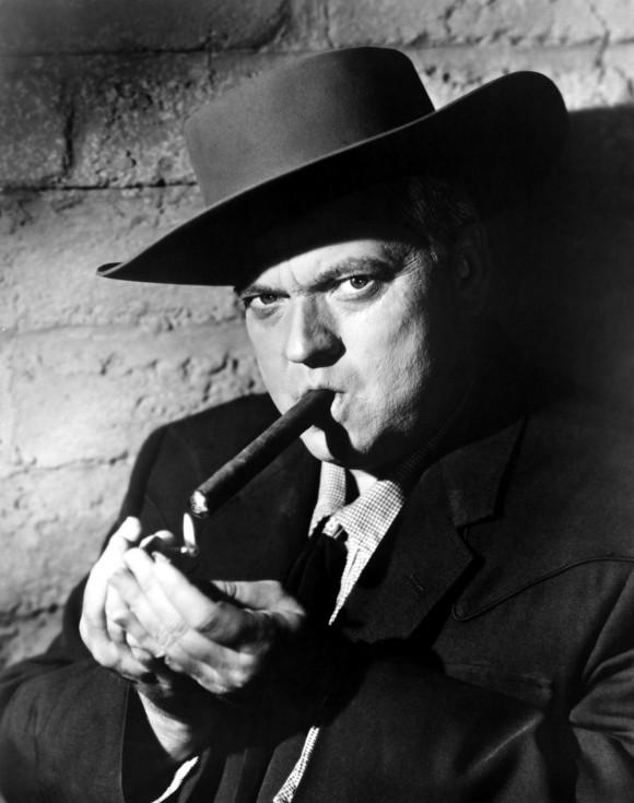Orson Welles dans Le Salaire du diable