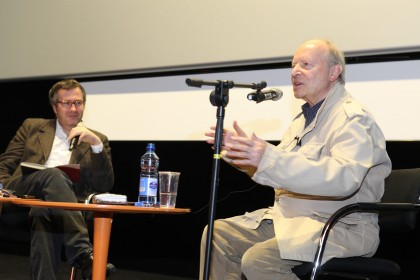 Masterclass Ivan Passer au Festival de Fribourg, 30 mars 2012
