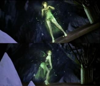 Kylie Minogue dans Moulin Rouge!