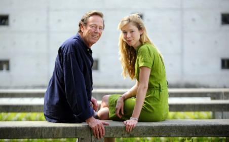 Mark and Lola Peploe