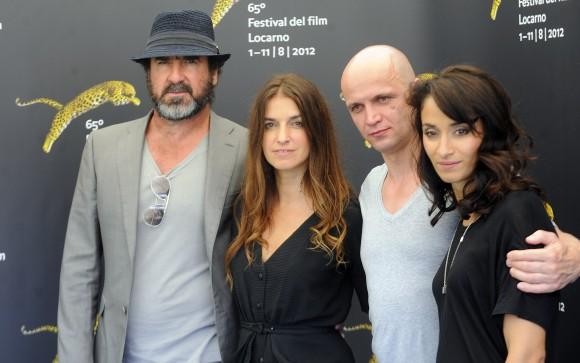 Rachida Brakni avec Eric Cantona, Joana Preiss et HPG