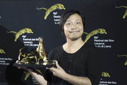 Pardo per la migliore regia (Best Director) Prize from the City and Region of Locarno a: YING LIANG for WO HAI YOU HUA YAO SHUO (When Night Falls), South Korea/China