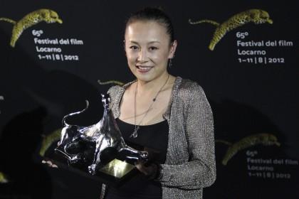 Pardo per la miglior interpretazione femminile (Best Actress) AN NAI in WO HAI YOU HUA YAO SHUO (When Night Falls) by Ying Liang, South Korea/China
