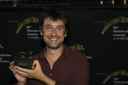Pardino d'oro for the Best International Short Film Premio SRG SSR to: THE MASS OF MEN by Gabriel Gauchet, United Kingdom