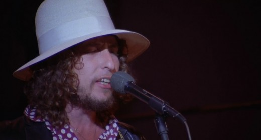 Bob Dylan dans The Last Waltz