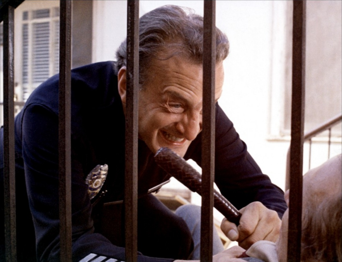 George C. Scott dans Les flics ne dorment pas la nuit (1972)