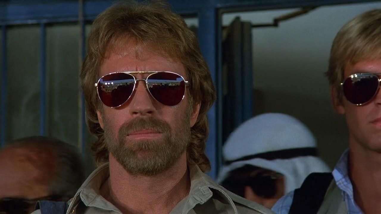 Chuck Norris dans Delta Force