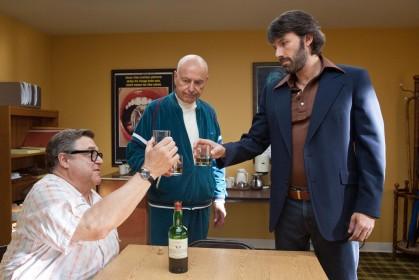 John Goodman, Alan Arkin et Ben Affleck dans Argo