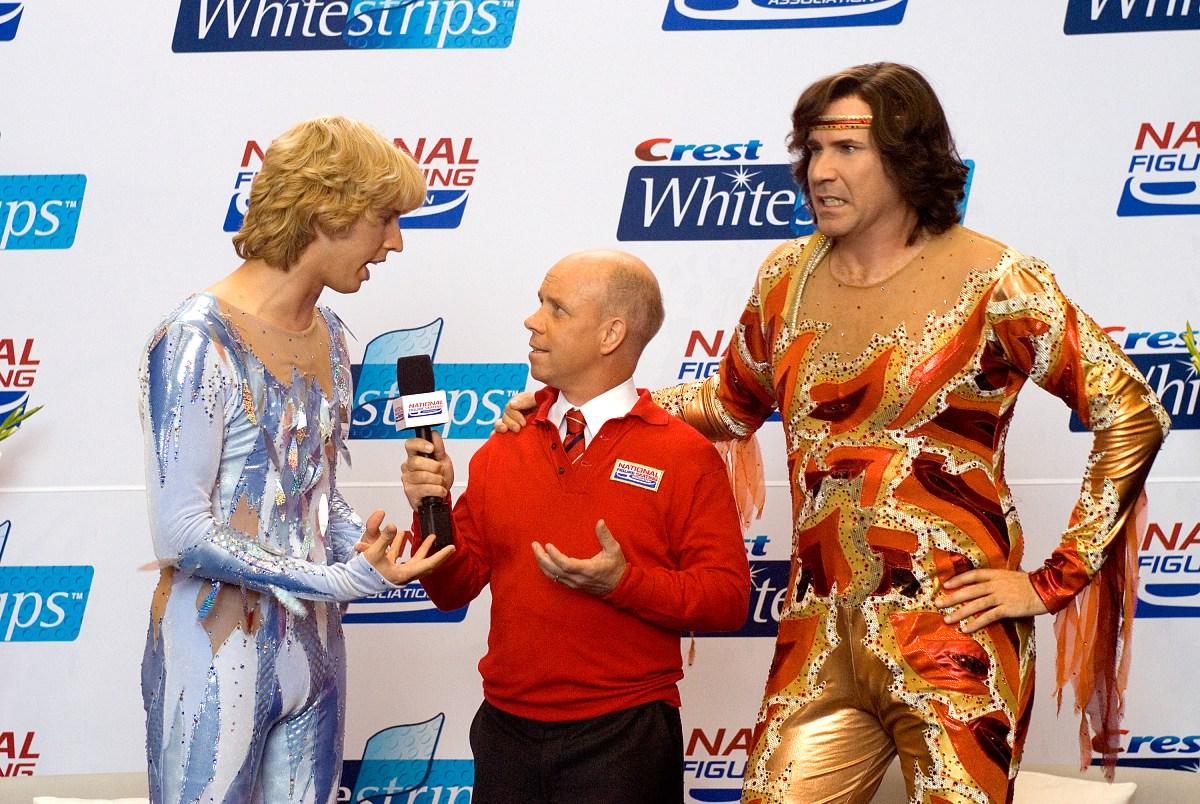 Les Rois du patin (2007)