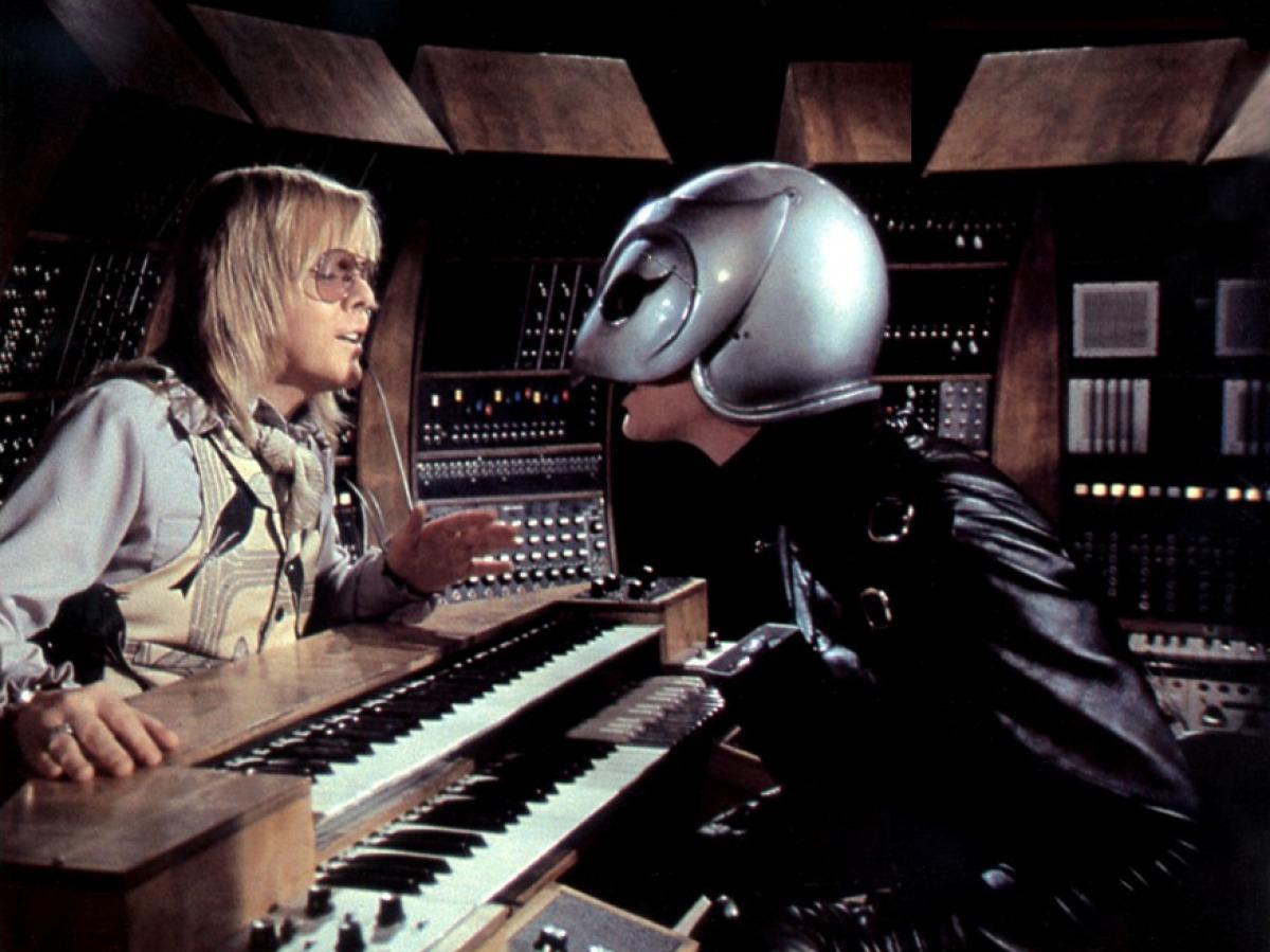 Phantom of the Paradise de Brian De Palma (1974)