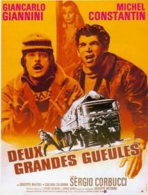 Affiche française de Deux Grandes Gueules