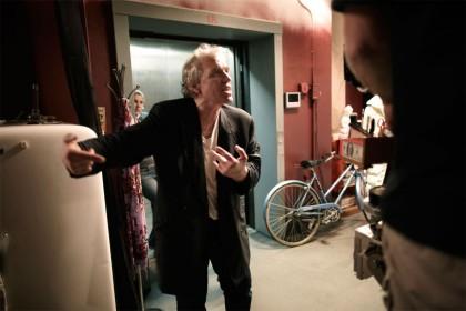 Abel Ferrara sur le tournage de 4h44 dernier Jour sur terre