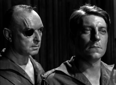 Pierre Renoir et Jean Gabin dans La bandera