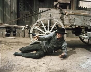 Burt Lancaster dans L'Homme de la loi
