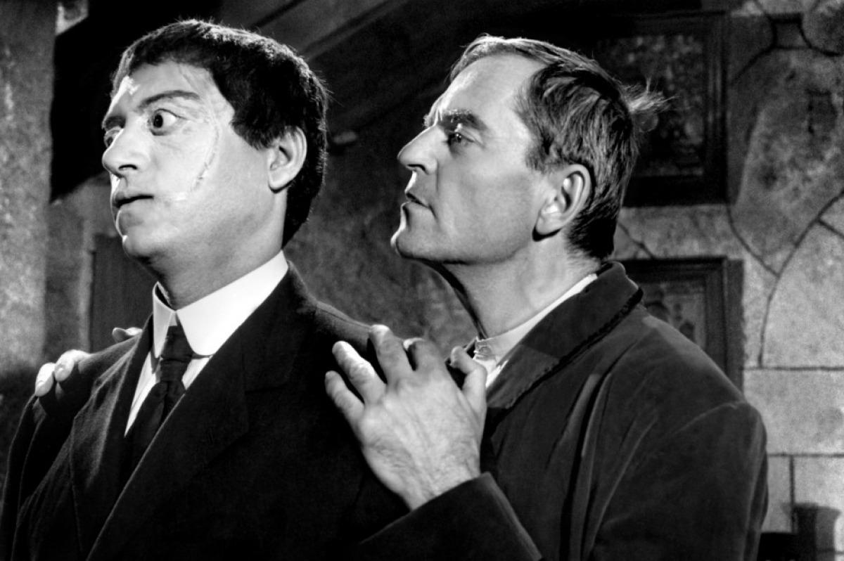 L'Horrible Docteur Orlof, premier titre de gloire de Jess Franco avec son acteur fétiche Howard Vernon