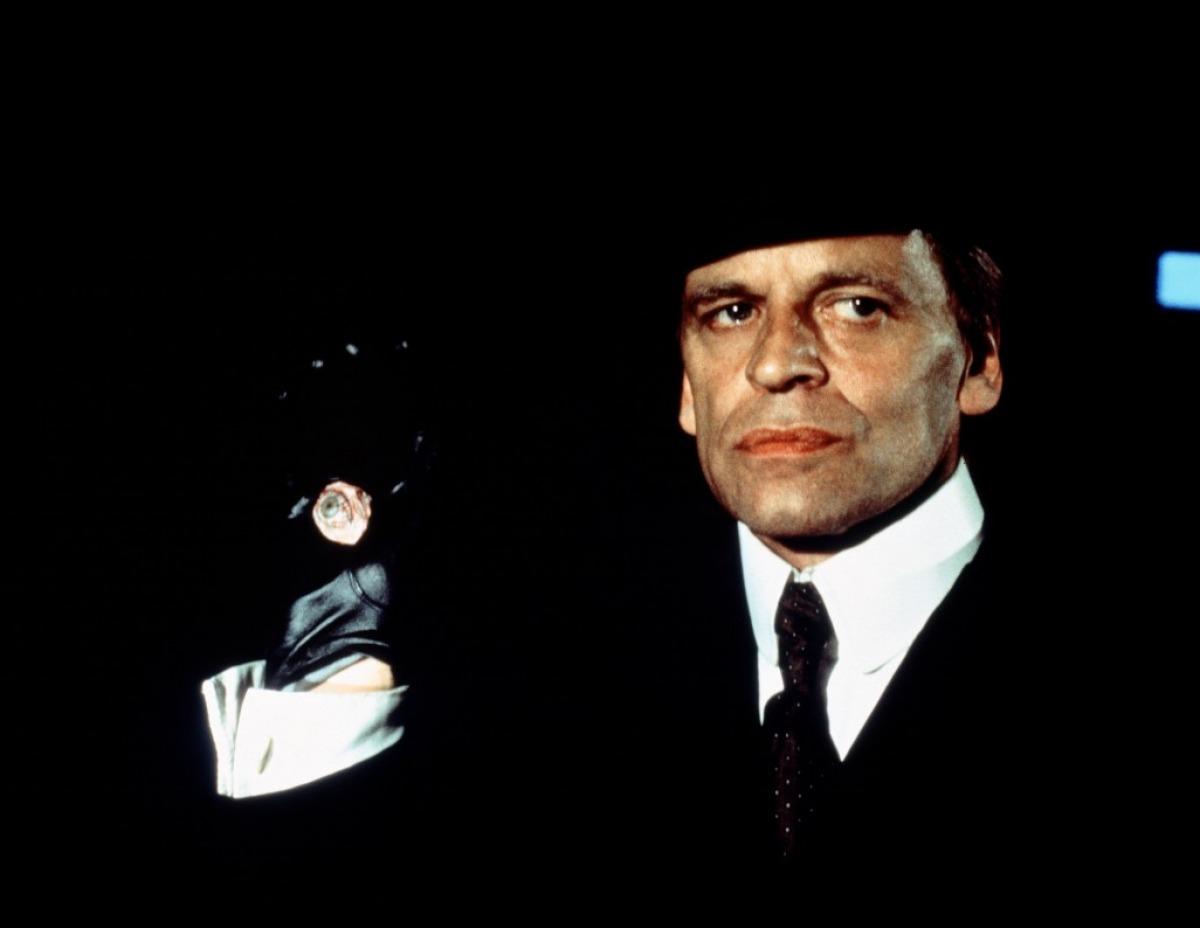 Klaus Kinski et Jess Franco relativement sobres dans le très réussi Jack L'éventreur en 1976