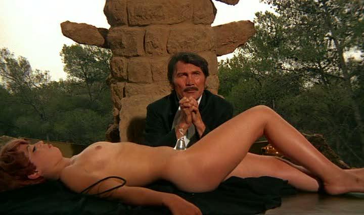 Jack Palance pas vraiment sobre dans De Sade, les Infortunes de la vertu