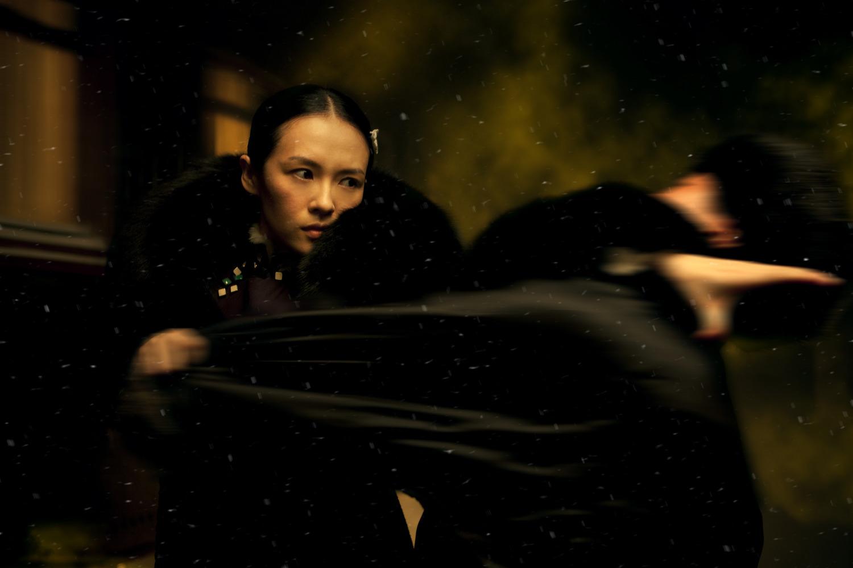 Zhang Ziyi dans The Grandmaster de Wong Kar Wai