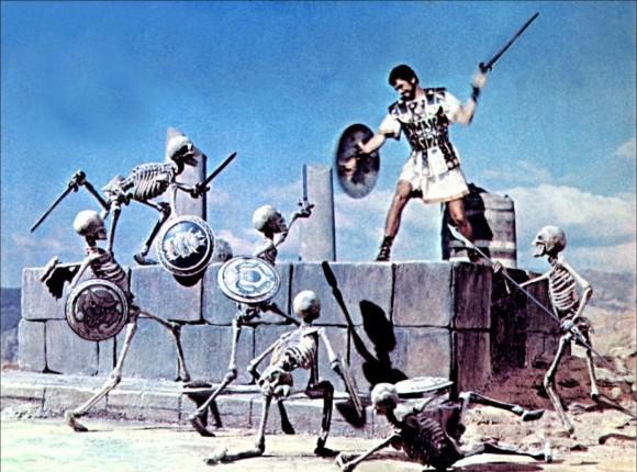 Jason et les Argonautes de Don Chaffey