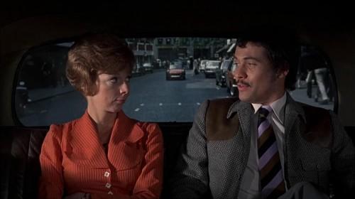 Anna Massey et Jon Finch dans Frenzy, assez loin d'Ingrid Bergman et Cary Grant
