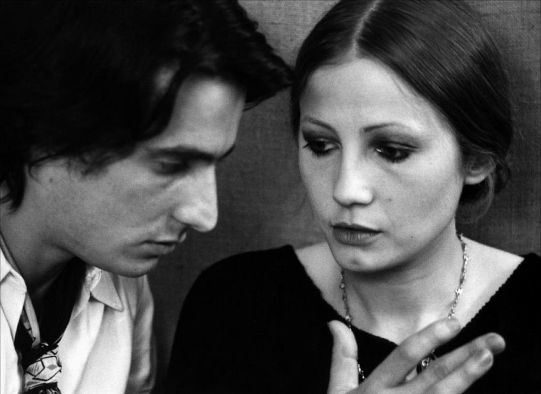 Jean-Pierre Léaud et Françoise Lebrun
