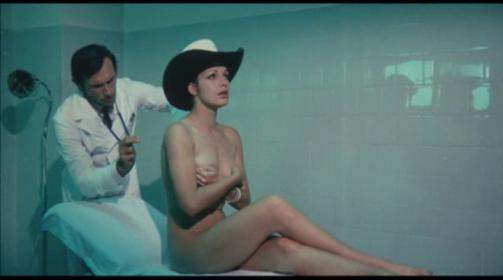 Catherine Spaak dans L'Amour à cheval