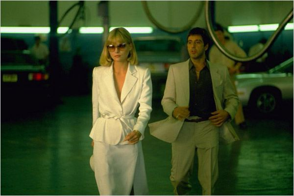 Michelle Pfeiffer et Al Pacino
