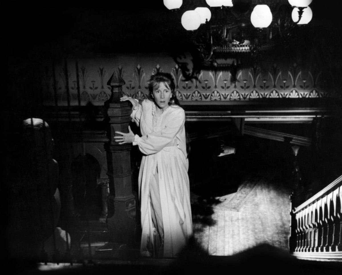 Julie Harris dans La Maison du diable de Robert Wise