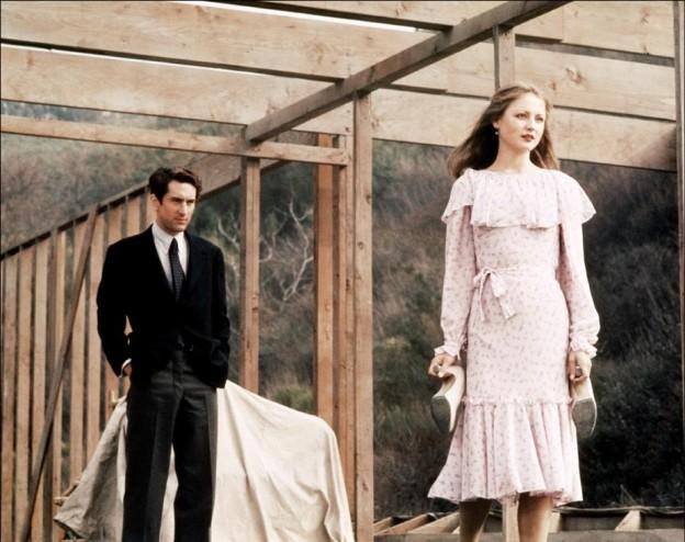 Robert De Niro et Ingrid Boulting
