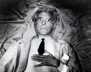 Jean Cocteau dans Le Testament d'Orphée